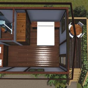 Revo Gateway - Interior render